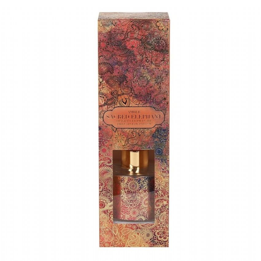 Sacred Elephant Amber Fragranced Reed Diffuser 100ml Sifcon